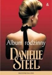 Okładka książki Album rodzinny Danielle Steel