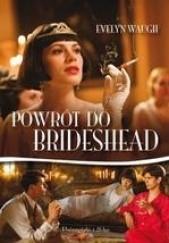 Okładka książki Powrót do Brideshead Evelyn Waugh