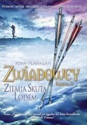 Okładka książki Ziemia skuta lodem John Flanagan