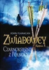 Okładka książki Czarnoksiężnik z Północy John Flanagan