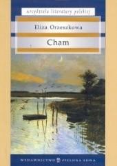 Okładka książki Cham Eliza Orzeszkowa