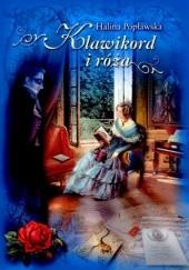 Okładka książki Klawikord i róża Halina Popławska