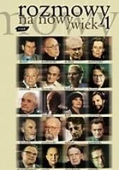 Okładka książki Rozmowy na nowy wiek I Katarzyna Janowska,Piotr Mucharski