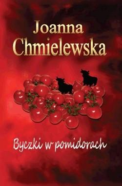 Okładka książki Byczki w pomidorach Joanna Chmielewska