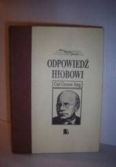 Okładka książki Odpowiedź Hiobowi Carl Gustav Jung