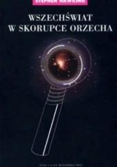 Okładka książki Wszechświat w skorupce orzecha Stephen Hawking