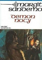 Okładka książki Demon nocy Margit Sandemo