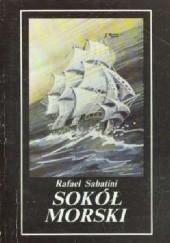 Okładka książki Sokół morski Rafael Sabatini
