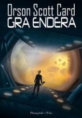 Okładka książki Gra Endera Orson Scott Card