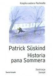 Okładka książki Historia pana Sommera Patrick Süskind