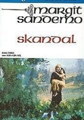 Okładka książki Skandal Margit Sandemo