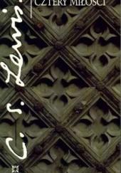 Okładka książki Cztery miłości Clive Staples Lewis
