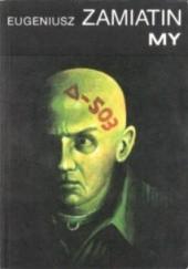 Okładka książki My Eugeniusz Zamiatin