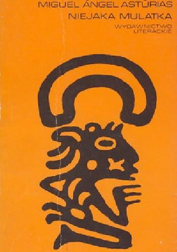 Okładka książki Niejaka Mulatka