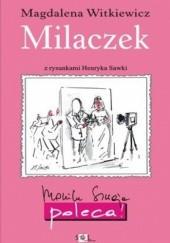 Okładka książki Milaczek