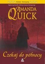 Okładka książki Czekaj do północy Amanda Quick