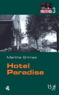 Okładka książki Hotel Paradise Martha Grimes