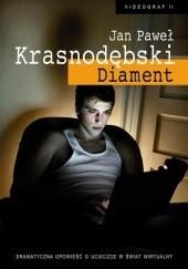 Okładka książki Diament Jan Paweł Krasnodębski