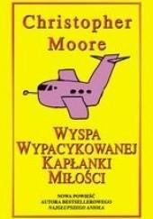 Okładka książki Wyspa wypacykowanej kapłanki miłości Christopher Moore
