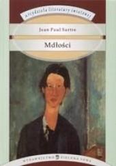 Okładka książki Mdłości Jean-Paul Sartre