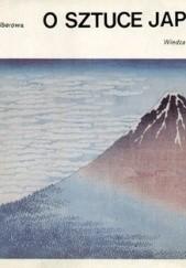 Okładka książki O sztuce Japonii Zofia Alberowa
