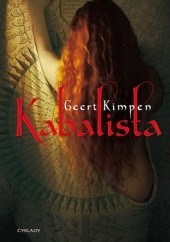 Okładka książki Kabalista Geert Kimpen