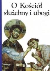Okładka książki O Kościół służebny i ubogi Yves Congar