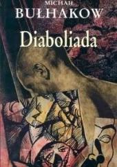 Okładka książki Diaboliada Michaił Bułhakow