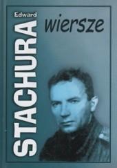 Okładka książki Wiersze Edward Stachura