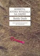 Okładka książki Kobieta, która wpadała na drzwi Roddy Doyle