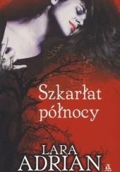 Okładka książki Szkarłat północy Lara Adrian