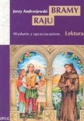 Okładka książki Bramy raju Jerzy Andrzejewski