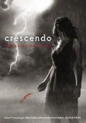 Okładka książki Crescendo Becca Fitzpatrick