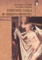 Okładka książki Historia ciała w średniowieczu