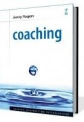 Okładka książki Coaching. Podstawy umiejętności Jenny Rogers