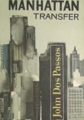 Okładka książki Manhattan Transfer John Dos Passos