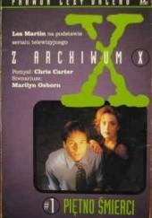 Okładka książki Piętno śmierci Les Martin