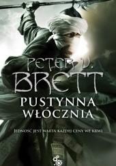 Okładka książki Pustynna Włócznia: Księga I Peter V. Brett