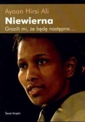 Okładka książki Niewierna Ayaan Hirsi Ali