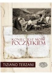 Okładka książki Koniec jest moim początkiem Tiziano Terzani