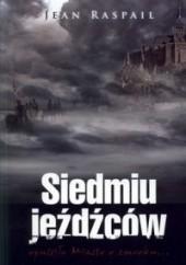 Okładka książki Siedmiu jeźdźców Jean Raspail