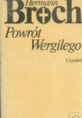 Okładka książki Powrót Wergilego Hermann Broch