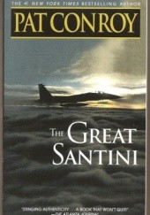 Okładka książki Wielki Santini Pat Conroy