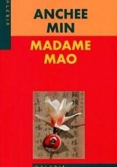 Okładka książki Madame Mao Anchee Min