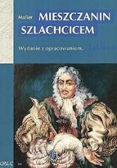 Okładka książki Mieszczanin szlachcicem Molier