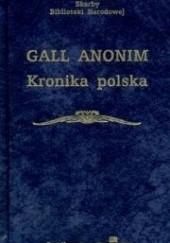 Okładka książki Kronika polska Gall Anonim
