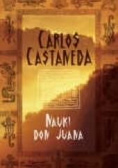 Okładka książki Nauki Don Juana Carlos Castaneda