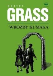 Okładka książki Wróżby kumaka Günter Grass