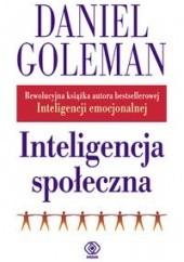 Okładka książki Inteligencja społeczna Daniel Goleman