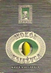 Okładka książki Wokół Księżyca Juliusz Verne